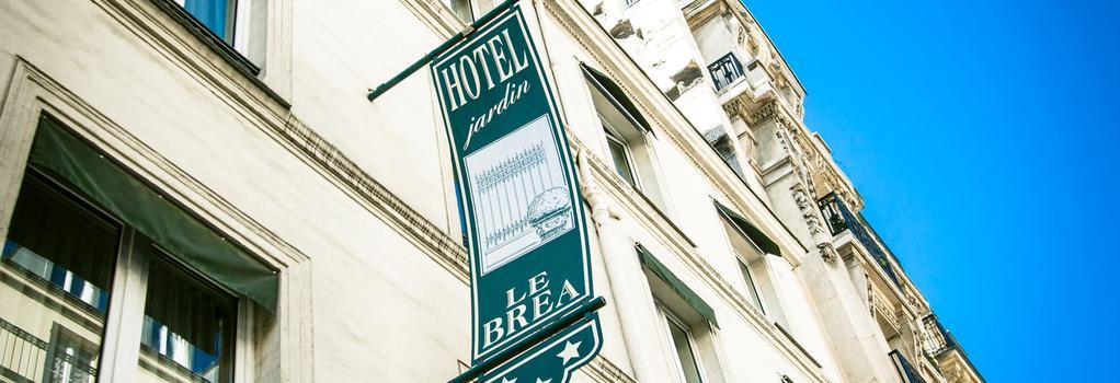 호텔 자딩 르 브레아 - 파리 - 건물