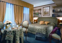 호텔 시서론 - 로마 - 침실