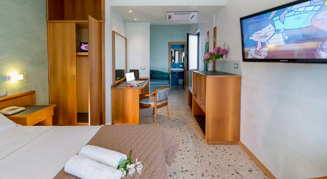 Hotel Maja - 페스카라 - 침실