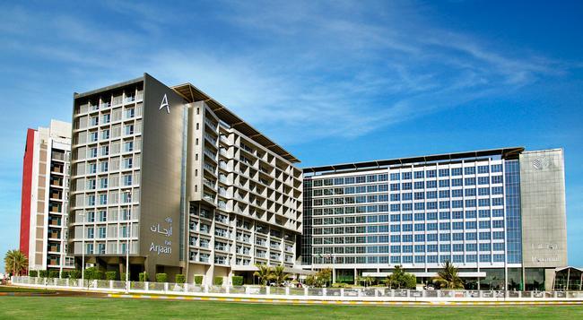 파크 로타나 호텔 - 아부다비 - 건물