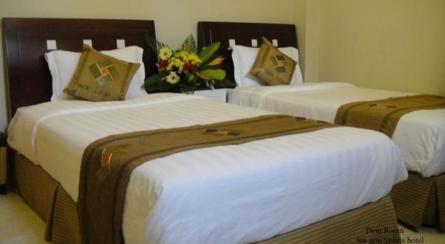 Saigon Sports 3 Hotel - 호치민 - 침실