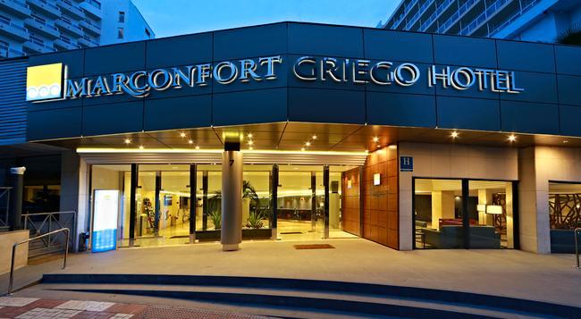 마르콘포트 그리에고 호텔 - 토레몰리노스 - 건물