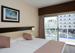 마르콘포트 그리에고 호텔 - 토레몰리노스 - 침실