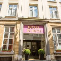 Hotel Rubens - Grote Markt Exterior