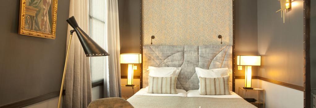 호텔 테레즈 - 파리 - 침실