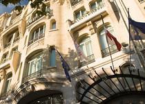 파리 메리어트 샹젤리제 호텔
