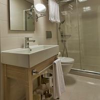 갈라타 라 벨라 호텔 Bathroom View