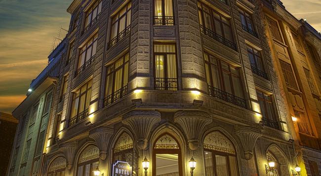 갈라타 라 벨라 호텔 - 이스탄불 - 건물
