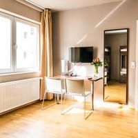 Smart Stay Hotel Frankfurt Guestroom