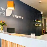 Smart Stay Hotel Frankfurt Featured Image