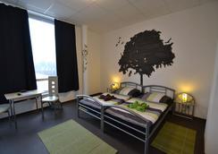 아레나 호스텔 함부르크 - 함부르크 - 침실