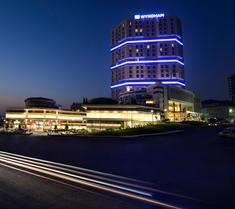 호텔 윈덤 그랜드 이스탄불 유럽