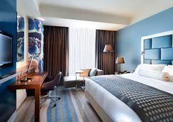 호텔 윈덤 그랜드 이스탄불 유럽 - 이스탄불 - 침실