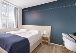 레이크자빅 라이츠 호텔 - 레이캬비크 - 침실