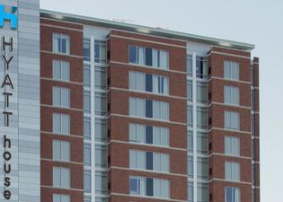 Hyatt House Charlotte Center City
