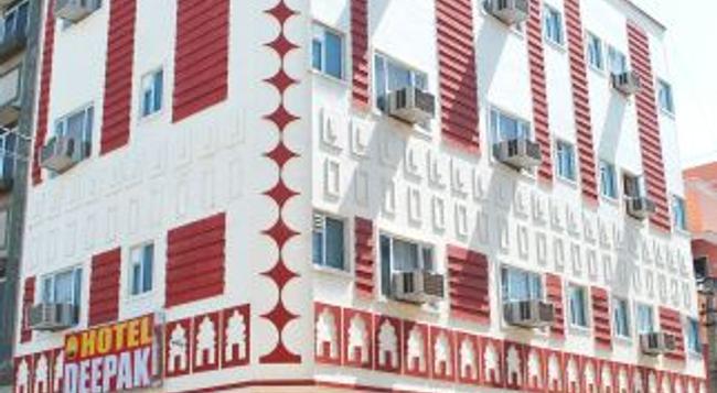 호텔 디팍 자이푸르 - 자이푸르 - 건물