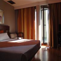 유로호텔 바르셀로나 그랑비아 피라 Guestroom