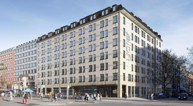 어로프트 뮌헨 - 뮌헨 - 건물