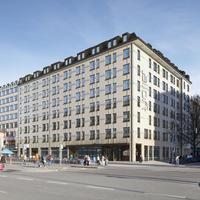 어로프트 뮌헨 Hotel Exterior - Rendering