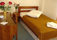 엘리트 호텔 - 아테네 - 침실