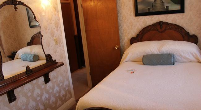 The Harney House Inn - 인디애나폴리스 - 침실