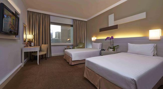 코러스 호텔 - 쿠알라룸푸르 - 침실