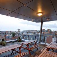 제이콥스 인 호스텔 Terrace/Patio