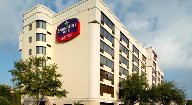 SpringHill Suites by Marriott Houston Medical Center NRG Park - 휴스턴 - 건물