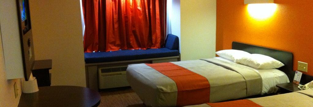 모텔 6 인디애나폴리스 노스 - 인디애나폴리스 - 침실