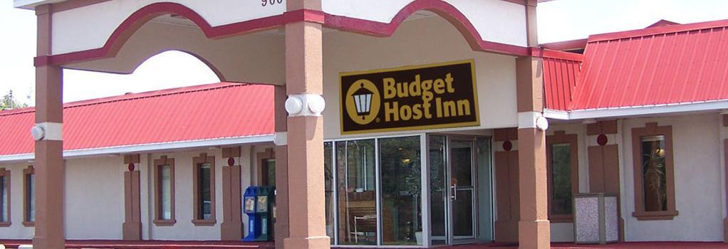 Budget Host Inn - 컬럼비아 - 건물