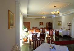 호텔 빅토리아 - 티라나 - 레스토랑