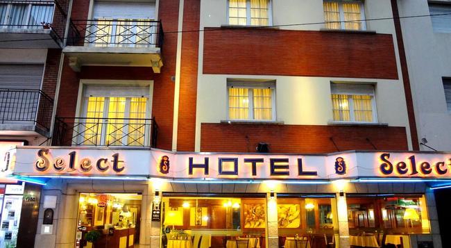 Hotel Select - 마르델플라타 - 건물