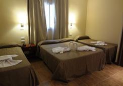 Hotel Select - 마르델플라타 - 침실