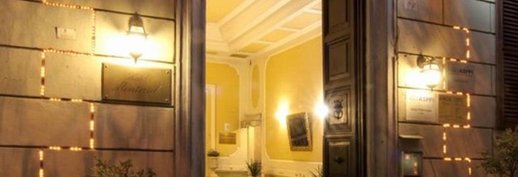호텔 몬트리올 - 로마 - 건물
