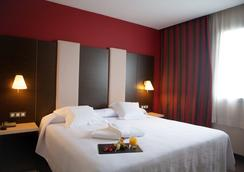 Hotel Agustinos - 팜플로나 - 침실