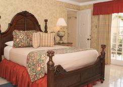 Polkerris Bed & Breakfast - 몬테고베이 - 침실