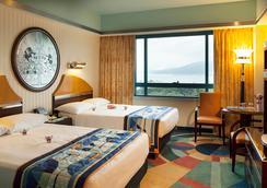 디즈니 할리우드 호텔 - 홍콩 - 침실