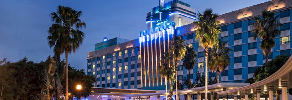 디즈니스 할리우드 호텔 - 홍콩 - 건물