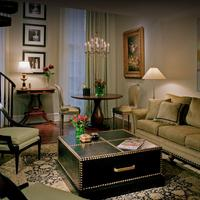 Rittenhouse 1715, A Boutique Hotel Living Area