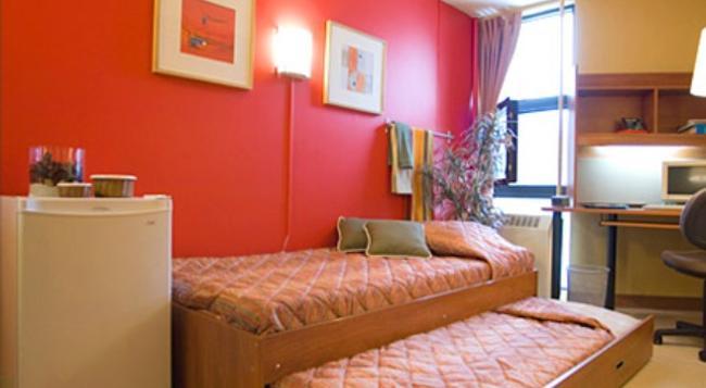 레 스튜디오 호텔 레지던스 - 몬트리올 - 침실