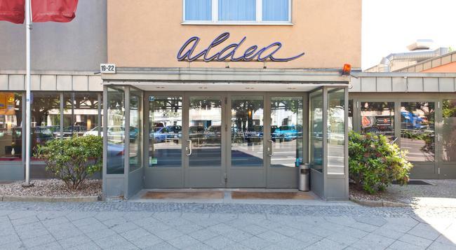노붐 호텔 알데아 베를린 젠트룸 - 베를린 - 건물