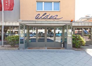 노붐 호텔 알데아 베를린 젠트룸