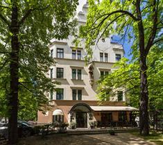 로맨틱 호텔 크론프린즈 베를린