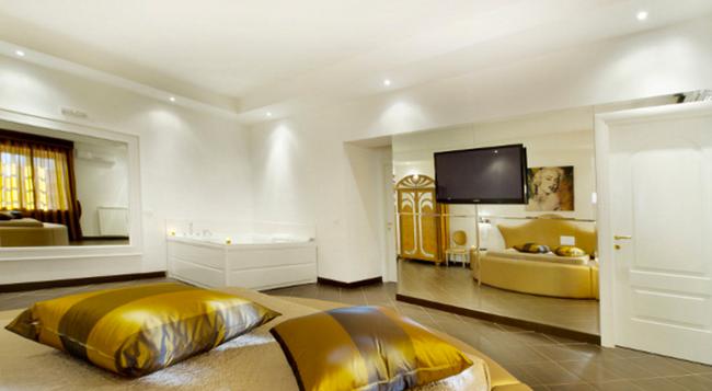 Hotel Il Quadrifoglio - 로마 - 침실