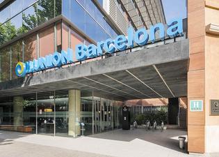 일루니온 바르셀로나 호텔