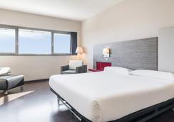 일루니온 바르셀로나 호텔 - 바르셀로나 - 침실
