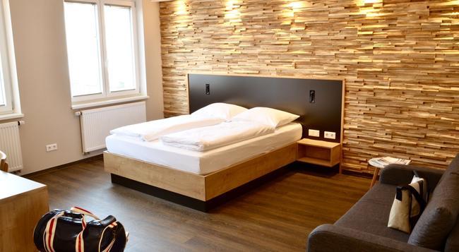 호텔 파이브 - 뉘른베르크 - 침실