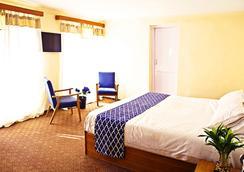 Hotel Horzay - 레 - 침실