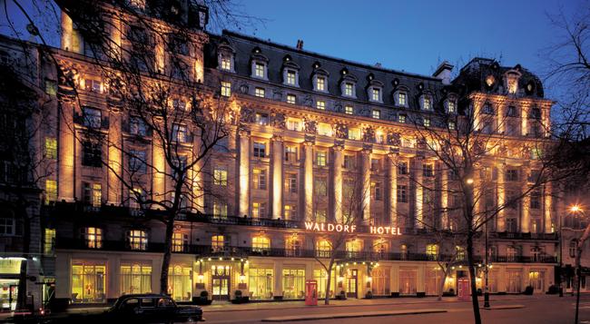 더 월도프 힐튼 런던 - 런던 - 건물