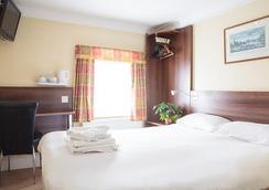 빅토리아 인 런던 - 런던 - 침실